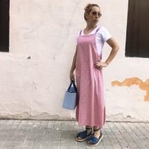 VES341 - Pichi midi rosa...
