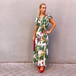VES212 - Vestido largo...