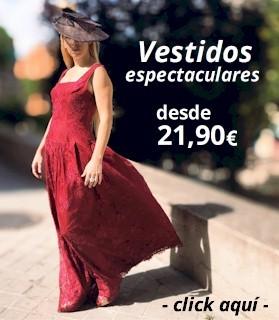 Vestidos espectaculares desde 21,90€